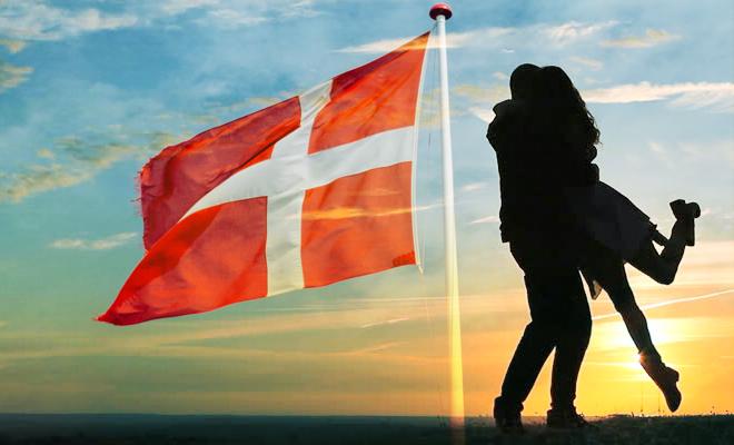 FI Denmark Allows Some Couples To Reunite. Aww