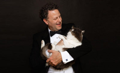 FI Man Marries Cat To Raise Funds For Animals