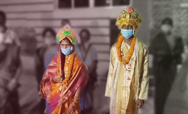 FI Wedding In A Quarantine Centre