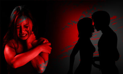 FI Woman Beaten Up. She Stopped Couple Being Intimate