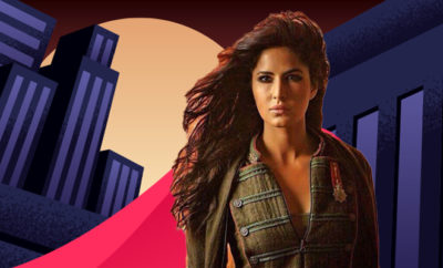 FI Katrina Is Going To Be A Superhero!