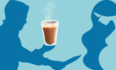 FI Man Kills Wife Over Sugar In Tea