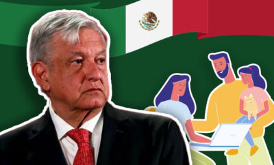 FI Mexican President Shows Off His Misogyny
