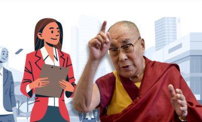 FI Dalai Lama Says We Need More Women Leaders