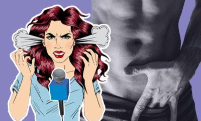 FI Man Masturbates In Front Of Woman Journalist