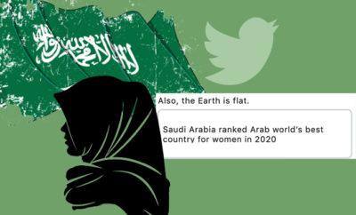 FI Saudi Arabia Best Country For Women