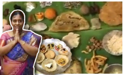 FI Woman Cooks A 67 Items Feast For Son-In-Law