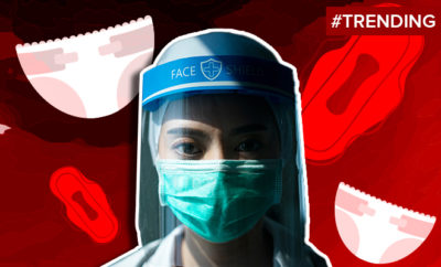 FI Challenges Of Wearing PPE When Menstruating