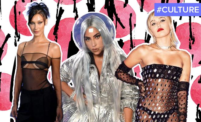 FI Eye-Catching Looks From The VMAs