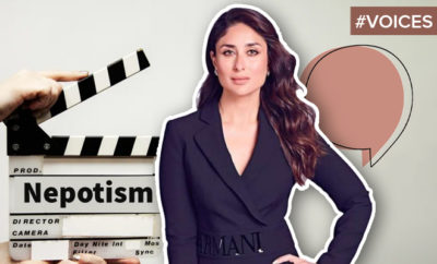 FI Kareena Talks About Nepotism, Misses The Point