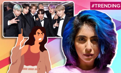 FI Neha Bhasin Trolled And Threatened By The BTS ARMY