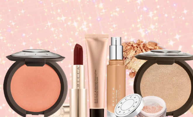 Becca Cosmetics Is Available Now. We're Excited