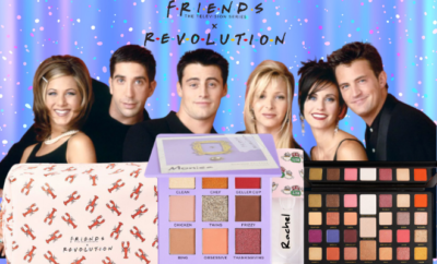 Makeup Revolution X Friends