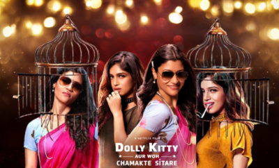 Dolly Aur Kitty REview