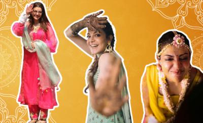 Fl-Kajal-Agarwal-pre-wedding-looks
