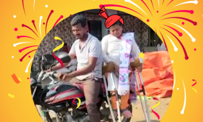 Fl-34-year-old-differently-abled-woman-becomes-Sarpanch-of-2-villages