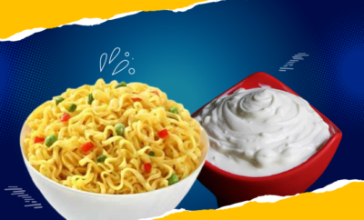 Fl-Girl-eats-Maggi-with-curd