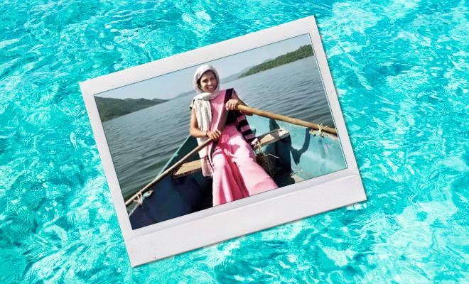 Rowing Woman FI