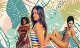 beachwear fashion maldives