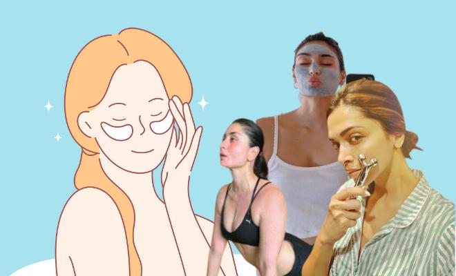 Celeb skincare