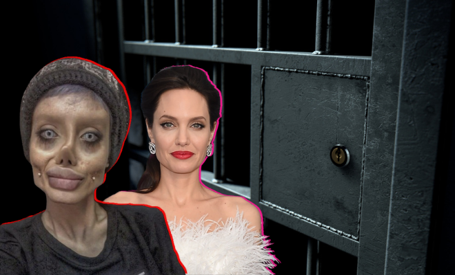 Sahar Tabar, Famous As Zombie Angelina Jolie, Gets 10-Year Jail Sentence In Iran.