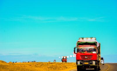 Surat woman in truck