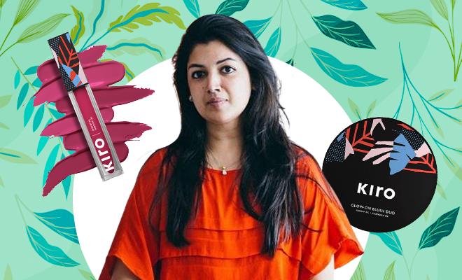 The Woman Behind This Vegan, Cruelty-Free Makeup Brand Tells Us Her Story Of Founding Kiro