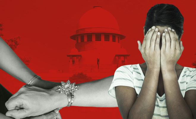 Supreme Court 'tie-rakhi-for-bail'-order-in-sexual-assault-case