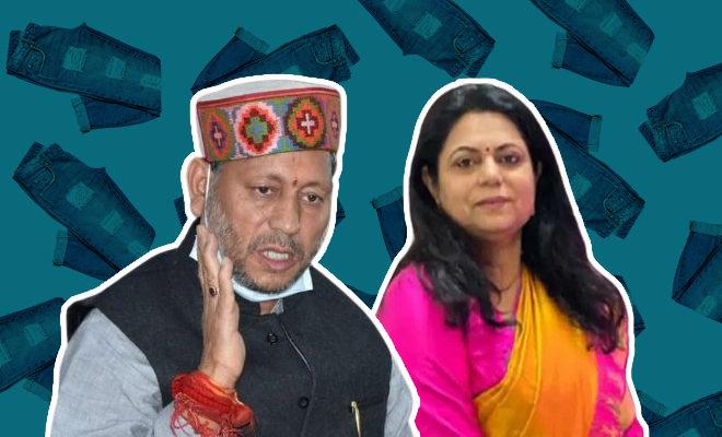 Fl-Uttarakhand-CM's-wife-defends-'ripped-jeans'-remark