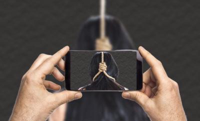 Woman hangs herself inlaws record video