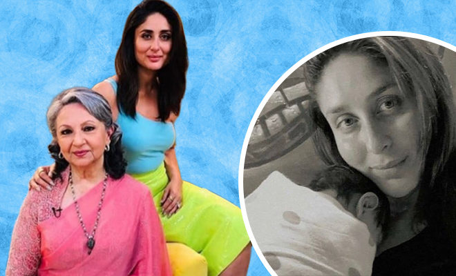 FI-Kareena-Kapoor-has-said-that-her-mother-in-law,-actress-Sharmila-Tagore-hasn't-been-able-to-see-their-newborn-baby