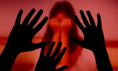 Woman stripped and beaten for dowry