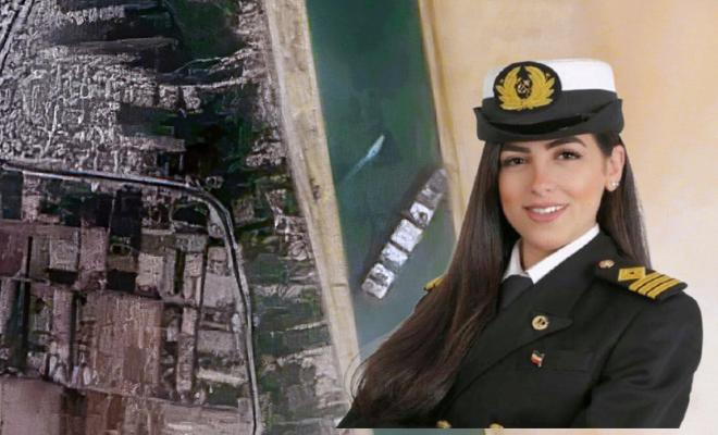 Suez Canal Woman FI