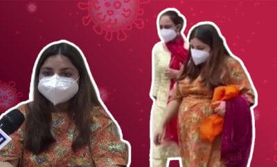 Pregnant-doctor-continues-to-discharge-her-duties-as-the-nodal-officer-at-a-hospital-treating-COVID-19-patients-in-Jalandhar