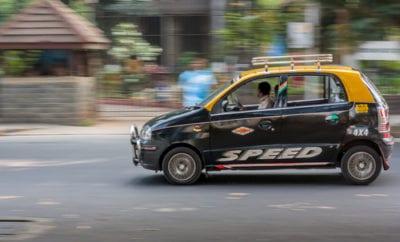 Mumbai,,India,taxi father in law