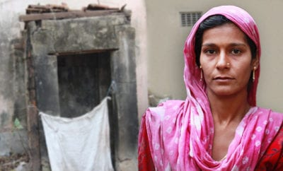 Kerala-Woman-Who-Lived-in-Toilet-For-a-Year-To-Finally-Move-to-a-House,-Thanks-to-Minister