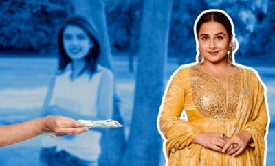 Vidya Balan-1st-salary-was-₹500
