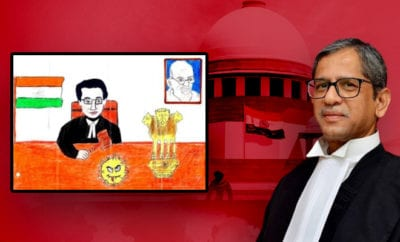 Schoolgirl-gets-plaudits-from-CJI-for-letter-hailing-SC's-intervention-against-COVID-19