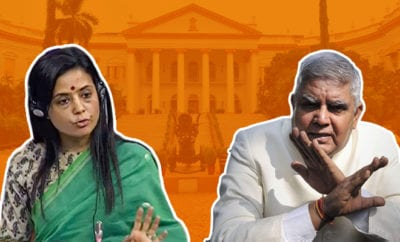 Mahua-Moitra-alleges-people-related-to-governor-appointed-in-Raj-Bhavan
