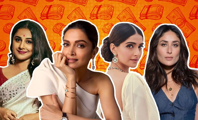They May Be Making Millions Now, But The First Salary Of These Bollywood Actresses Was Peanuts!