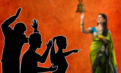 Woman-Thrashed-Brutally-by-Husband-And-Kids-Over-Sound-of-Bell-in-Isanpur