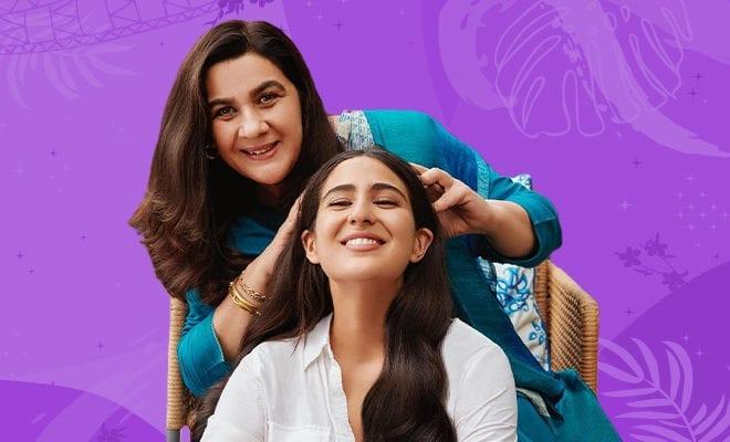 Sara Ali Khan mother-daughter-champi