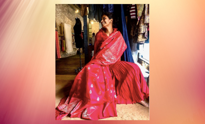 The Incredible Story Of Vaishali Shadangule, The First Indian Woman Designer To Make It To Paris Fashion Week