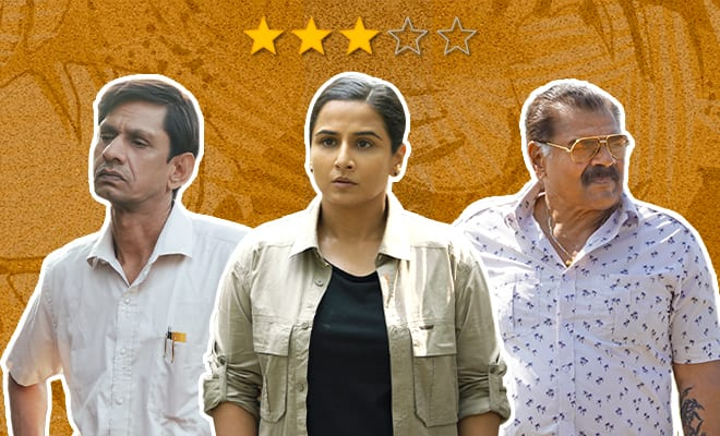 Sherni Review: Vidya Balan Starrer Isn't About The Roar, But Silent Resilience. Did It Have To Be This Silent Though?