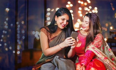 Indian menstruation celebration