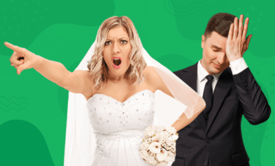 Bride-called-by-groom's-ex-name---not-once-but-twice