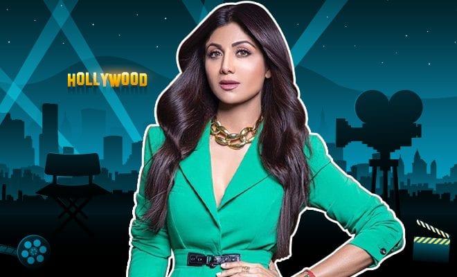Shilpa Shetty Kundra Hollywood Calling
