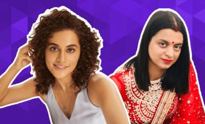 Taapsee-Pannu-Reacts-To-Kangana-Ranaut's-Sister-Rangoli-Wanting-Aditi-Rao-Hydari-In-Haseen-Dillruba