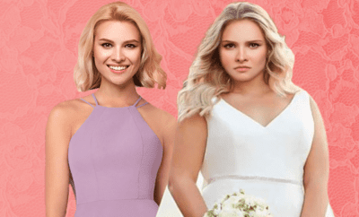 Woman-Accuses-Twin-Sister-of-Upstaging-Her-on-Wedding-because-She-Didn't-Gain-Weight