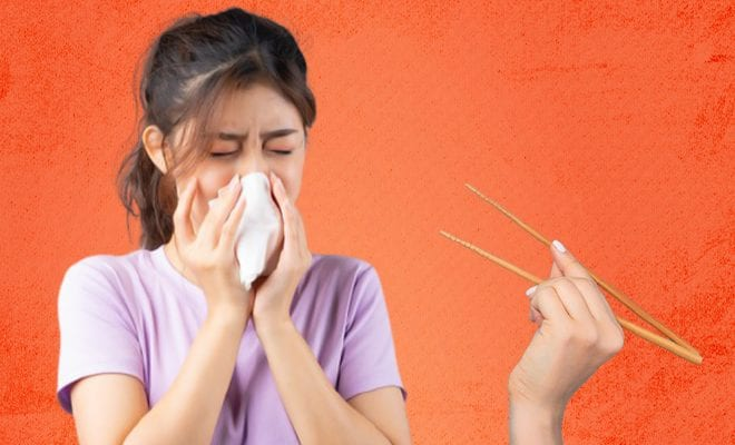 Woman-has-chopsticks-embedded-in-her-sinuses-after-fight-with-sister---and-she-had-no-clue-for-a-week